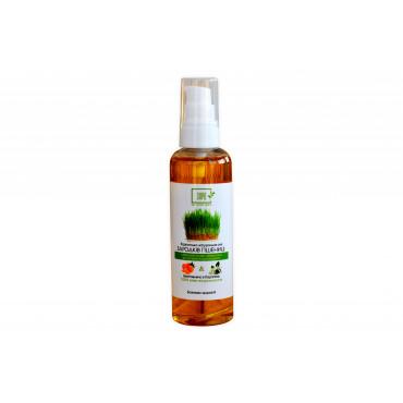 Карпатська олія для тіла з зародків пшениці - олією апельсина та жасміна Карпатського
