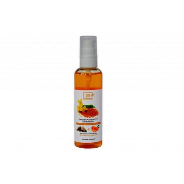 ГІРЧИЧНА олія з ефірною олією піхти та мандарина.