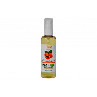 Натуральна олія для тіла абрикосових кісточок з ефірною олією чайного дерева та лайма