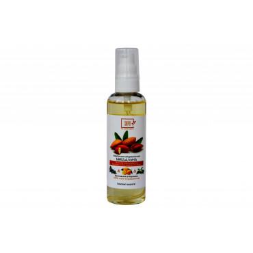 мигдальна олія з екстрактом розмарину, ефірною олією лимона та неролі