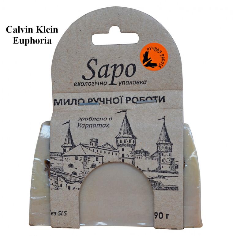 "Мило натуральне парфумоване Calvin Klein ""Euphoria""  (Woman) 90 г"