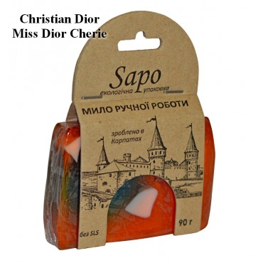 "Мило натуральне парфумоване Christian Dior ""Miss Dior Cherie"" (Woman) 90 г"