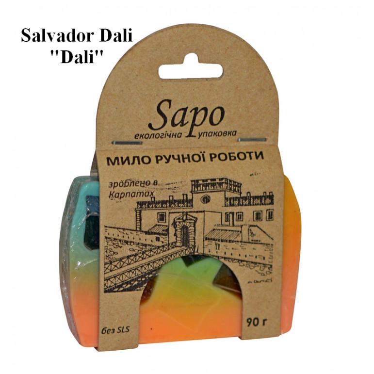 "Мило натуральне парфумоване Salvador Dali ""Dali"" (Woman) 90 г"