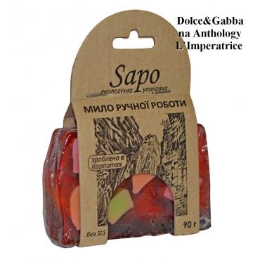 """Мило натуральне парфумоване Dolce & Gabbana """"Imperatrise"""" (Woman) 90 г"""