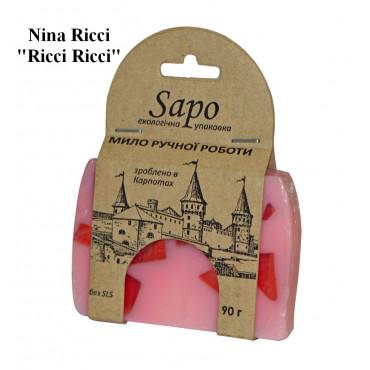 "Мило натуральне парфумоване Nina Ricci ""Ricci Ricci"" (Woman) 90 г"