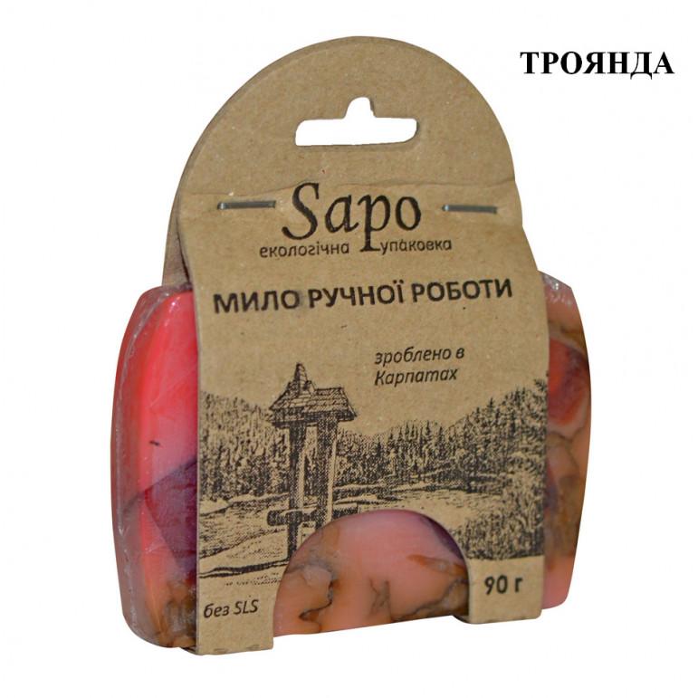 "Мило натуральне ""Троянда"" 90г"