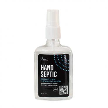 """Антисептик на водній основі для рук """"HandSeptic"""" 100 мл"""
