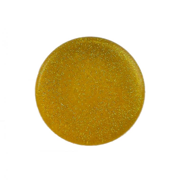 Натуральне мило з глітером «Сяйво золота»
