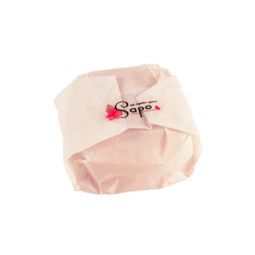 Мило-скраб «Полуниця з маком»