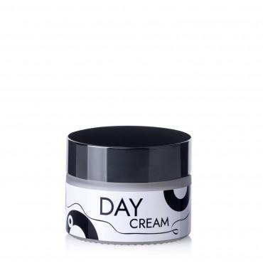 """Зволожуючий крем для обличчя з вітамінами А, С та олією абрикосової кісточки, Sapo """"Day cream"""", 30 мл"""