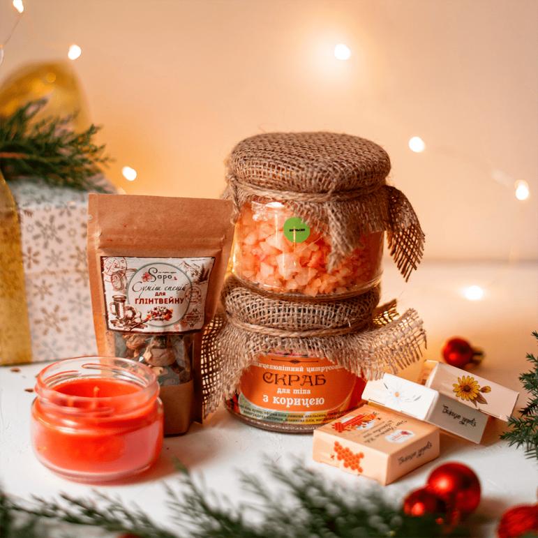 Подарунковий набір «Christmas mood»