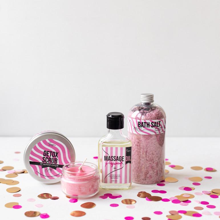 Подарунковий набір «Pink Magic»