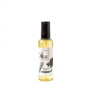 Олія мигдальна з ефірною олією ванілі