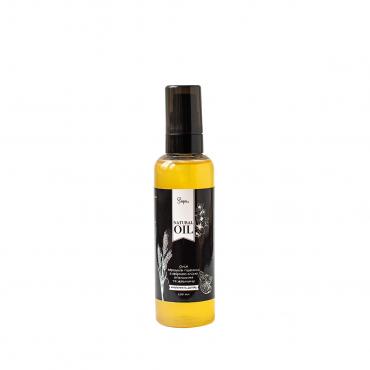 Олія зародків пшениці  з ефірною олією апельсина та жасмину