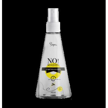 «No Mosquito» натуральний спрей від комарів
